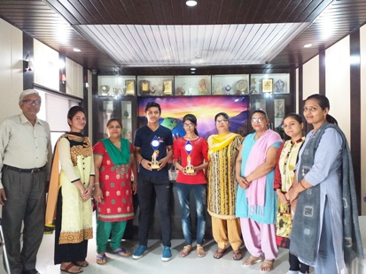 Excellent result in class 10…